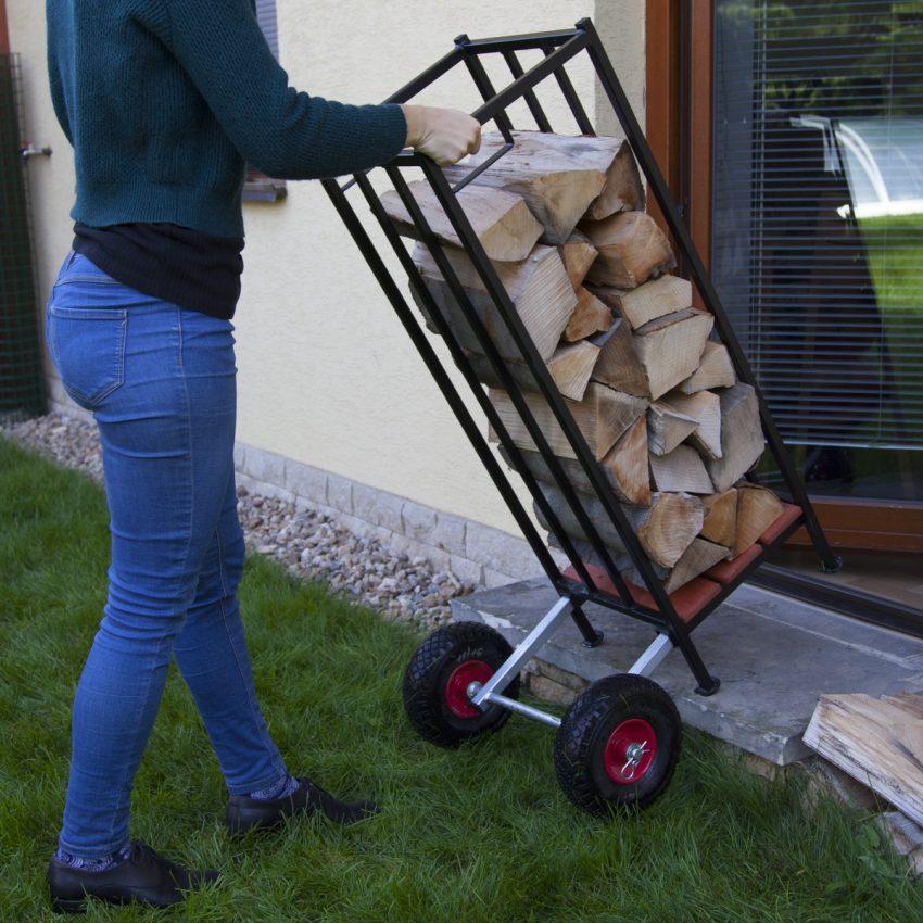 vozik-na drevo