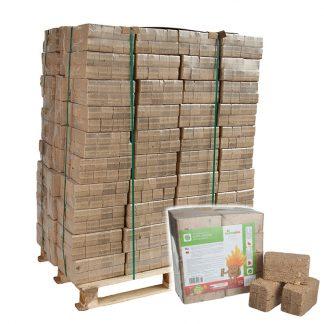 dřevěné brikety wood