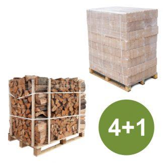 akcni cena drevo a brikety