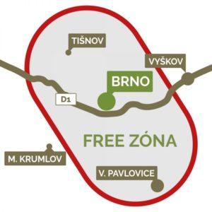 mapa dopravy zdarma