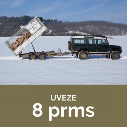 doprava - uveze 8 prms