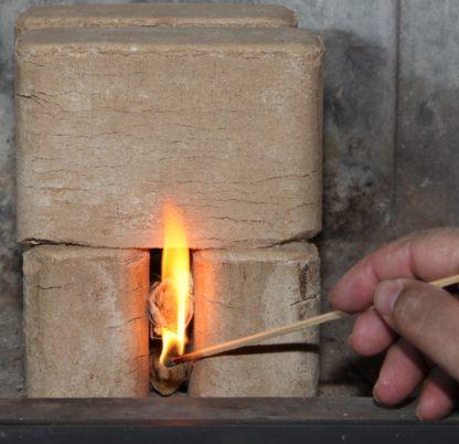 drvoštěp rady podpalování-briket